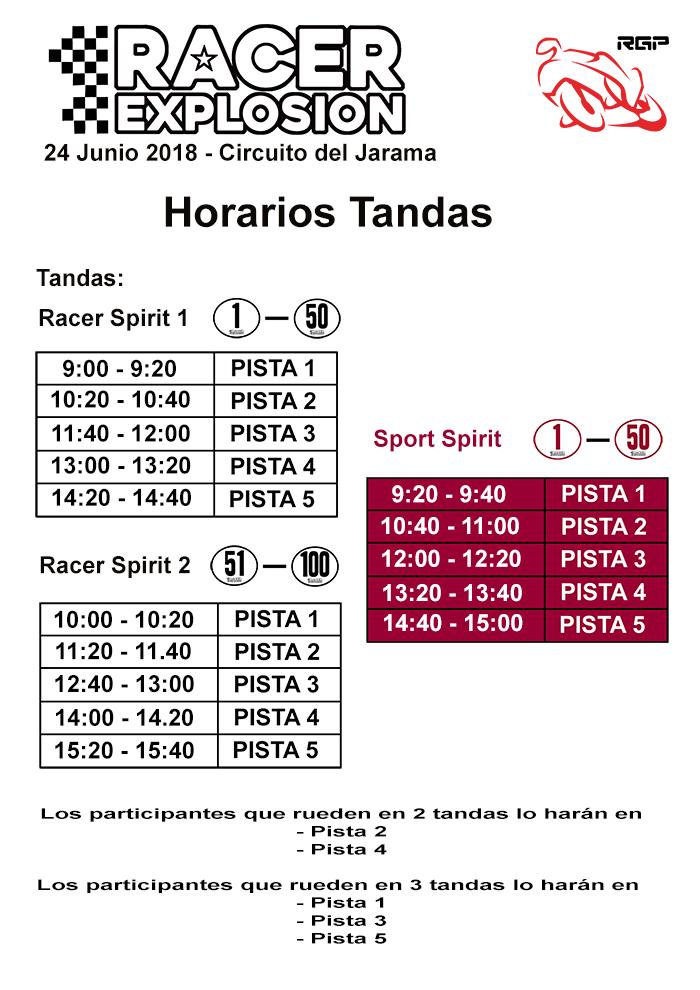 HorariosTandas2018